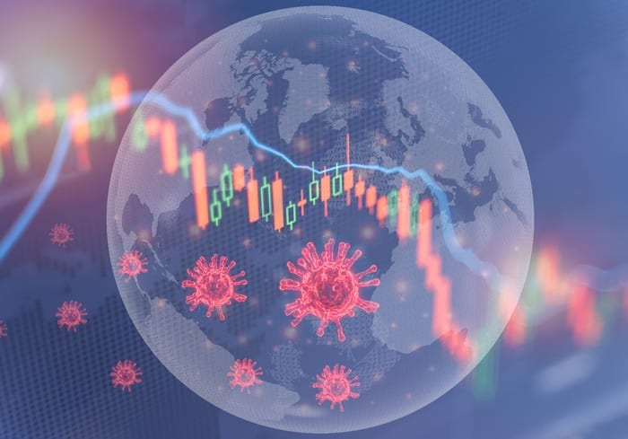 Some parts of the world have seen new spikes in infections