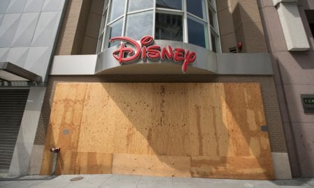 Closed Theme Parks Sink Disney Earnings