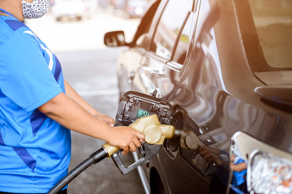 More Spending On Gas, Kids Not Back To School