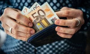 Europeans Save Less, Spend More As Economy Lags
