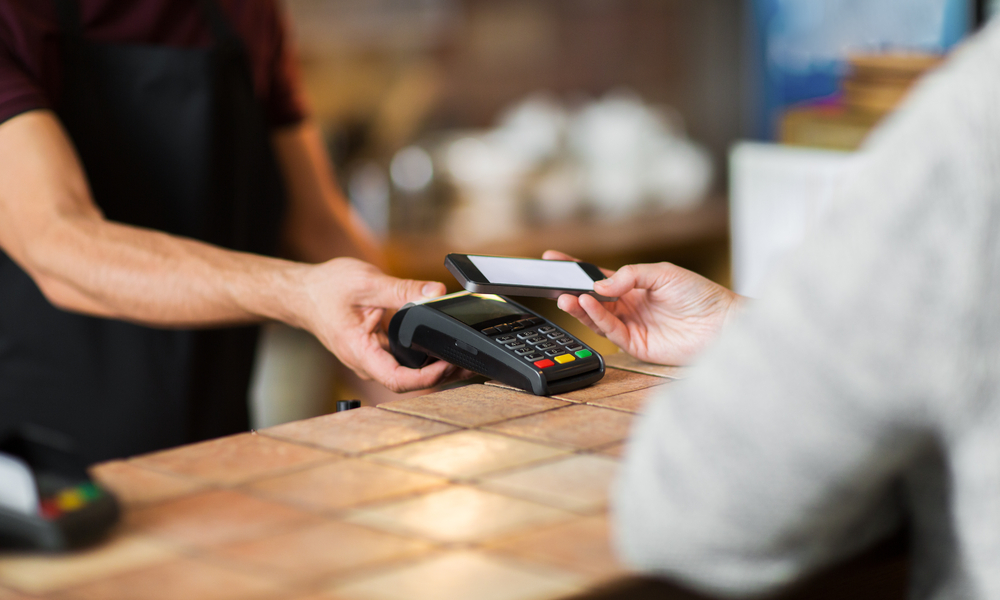 Cashless, Contactless And PIN-less Payments