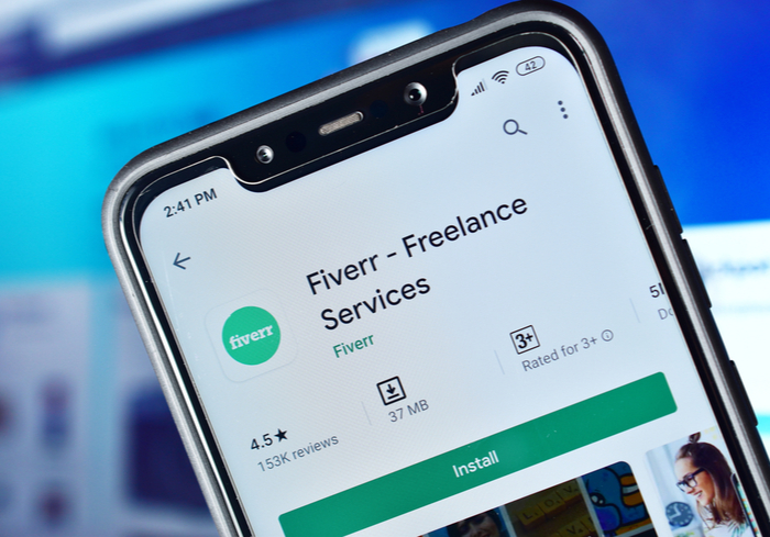 Freelance Platform Fiverr Posts 44 Pct Q1 Revenue Increase