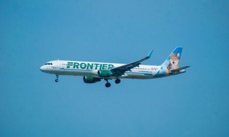 frontier airlines, more room, fees, social distancing, coronavirus, news