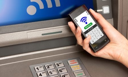 NRC digital banking contactless