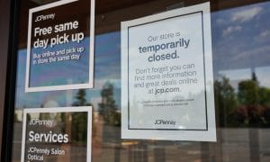 Long Day: JCPenney Files For Bankruptcy