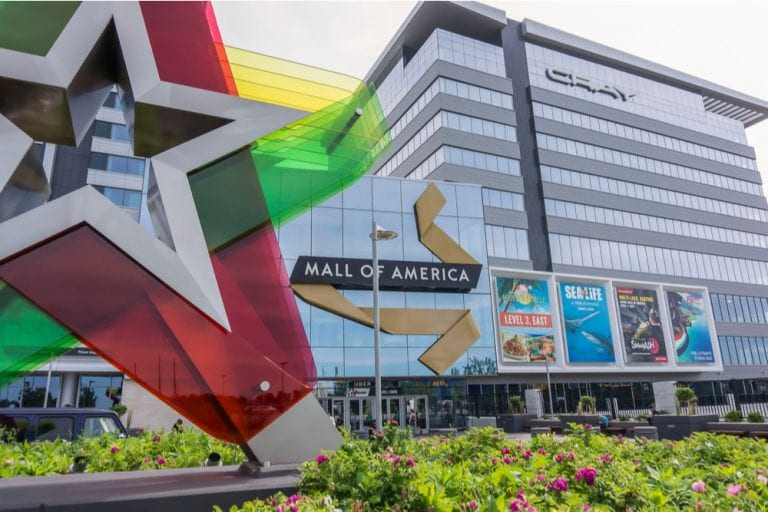 Mall of America Skips Mortgage Payments