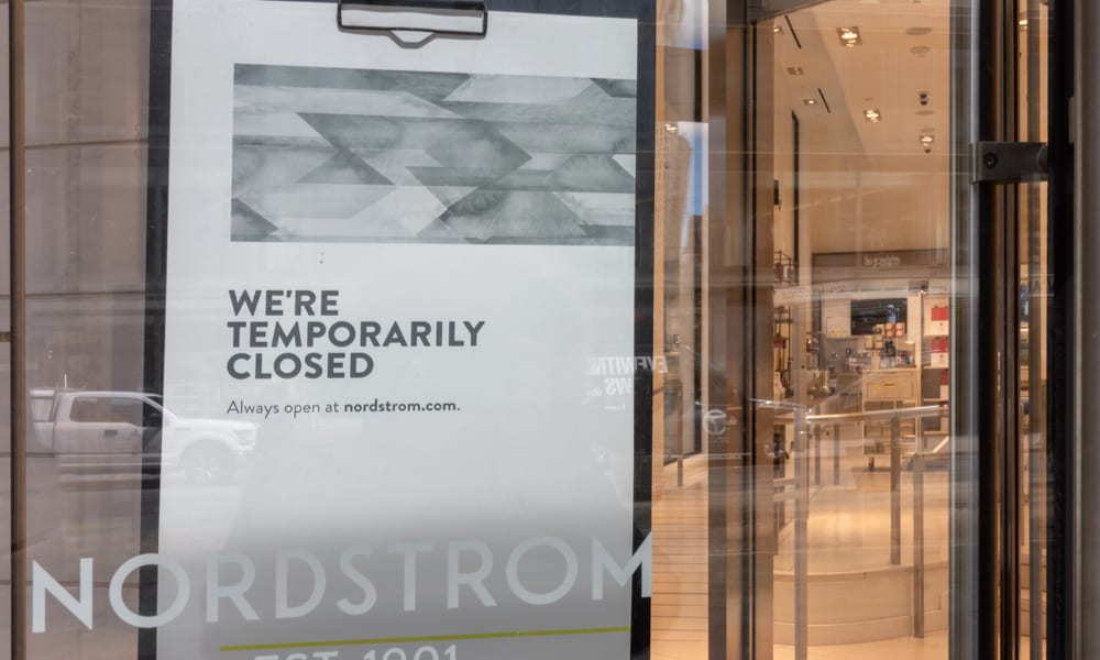 Nordstrom And Lord & Taylor Dampen Retail Reopening Plans