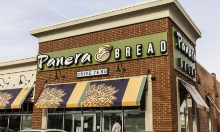 Panera Unveils Curbside Pickup With Geofencing