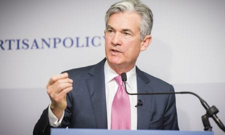 Fed's Jerome Powell says economy could recover starting later this year