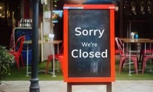 1/4 of US restaurants may be in dire straits, OpenTable says