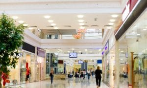 Consumers Still Dicey On Mall Visits