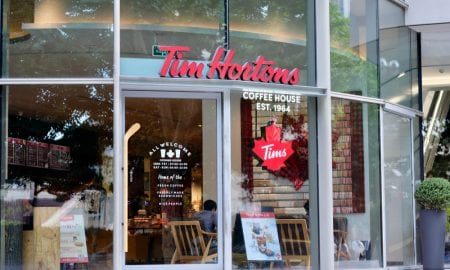 Tim Hortons Notches Funding From Tencent