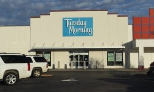 Tuesday Morning Gears Up For Bankruptcy