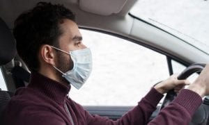 Uber will require drivers to wear masks