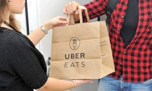 Uber Eats Revenues Soar Even As Company's Q1 Results Slide