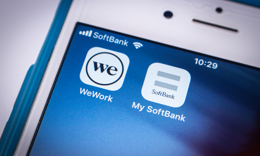 WeWork's Ex-CEO Sues SoftBank Over Aborted $3B Deal