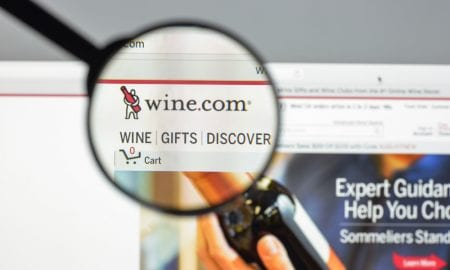 Wine For The Win: Consumers Stock Up With Online Retail