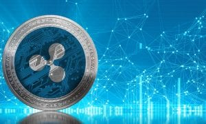 Ripple cryptocurrency coin