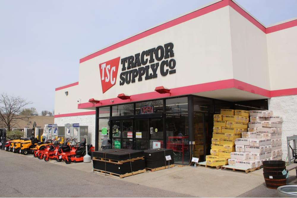 Tractor Supply CEO: Contactless Payments Are Up