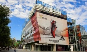 Adidas Sales Rebound In China