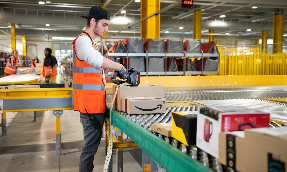 Amazon Seeks To Use Blockchain Tech For Supply Chain Trust