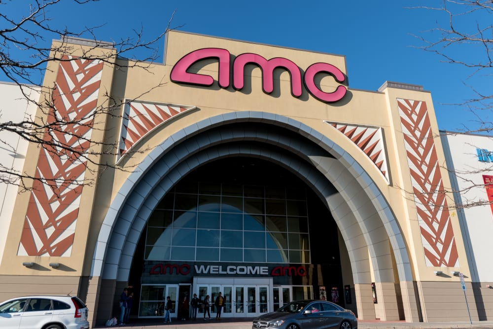 AMC Theatres Warns Of Looming Cash Crunch