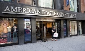 American Eagle's Digital Demand Jumps 33 Pct