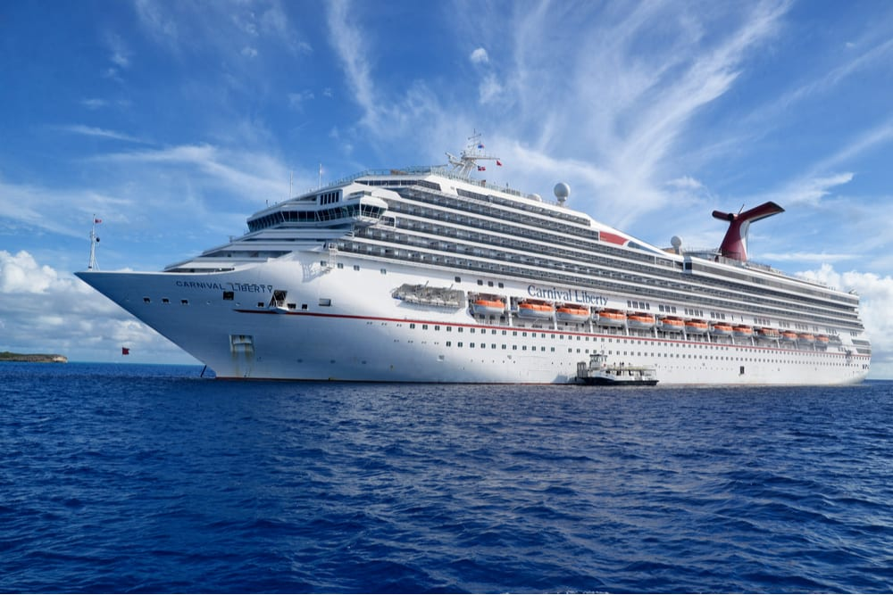 Carnival Cruises Lengthens North America Pause