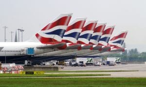 British Airways Eyes Art Sale Amid Cash Crisis