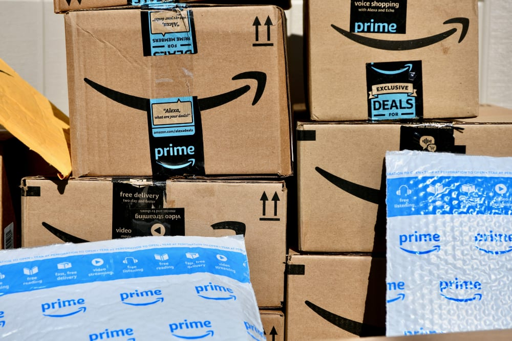 The Battle Over Logistics Heats Up, With Amazon In The Crosshairs