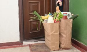 Grocers Juggle Bottom Line, Food Delivery Costs