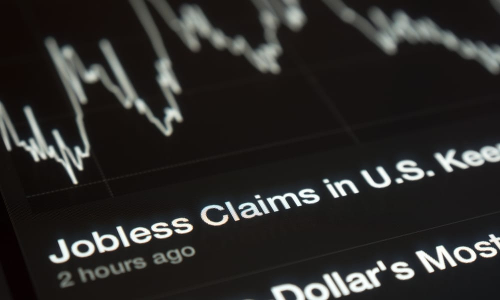 Jobless Claims - June 4