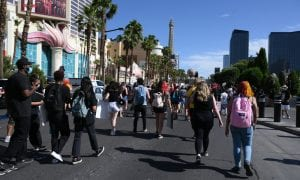 Protests Could Lower Odds Of Vegas Reopening