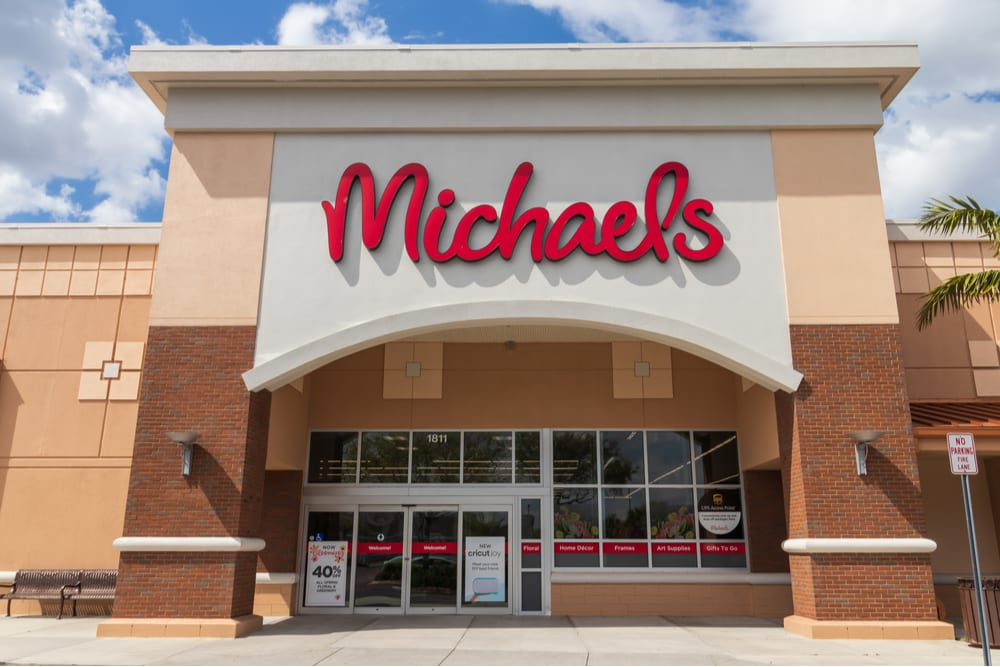 Michaels Sees 296 Pct eCommerce Growth