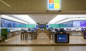 Microsoft To Shutter Brick-And-Mortar Locations