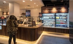 Expansion Of 'Starbucks of South Korea'