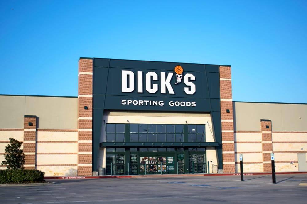 Dick's Sporting Goods Sees eCommerce Surge