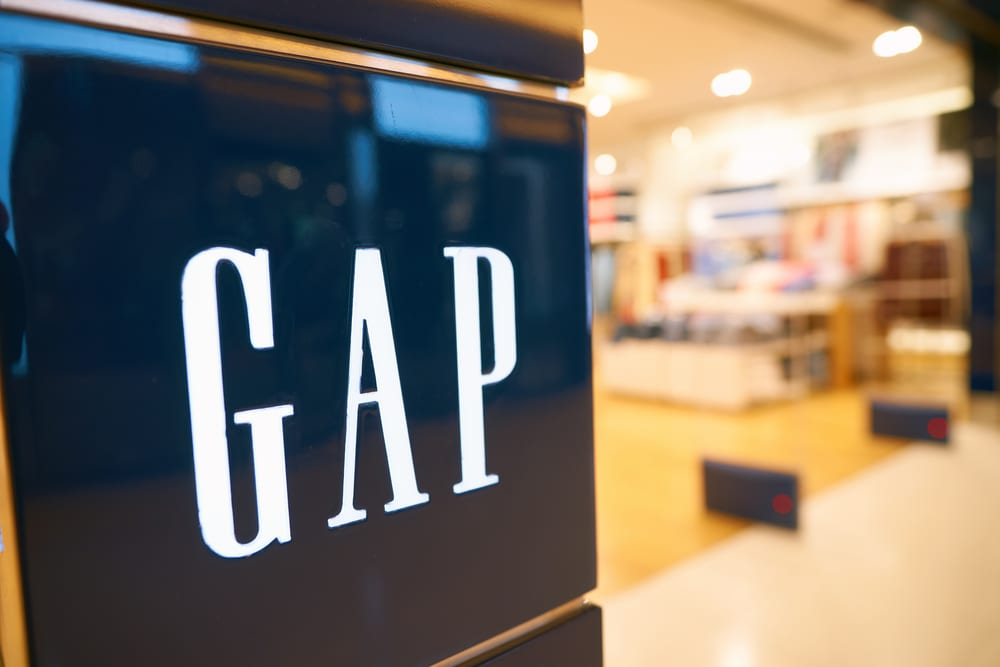 Simon Property Group Hits Gap With Lawsuit