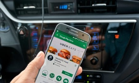 Uber For Business Rolls Out Eats Vouchers