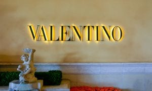 Luxury Fashion Brand Valentino Tries To End Manhattan Lease