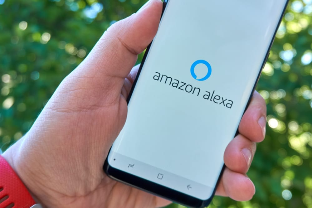 Alexa Now Voice-Activated In Its Mobile App