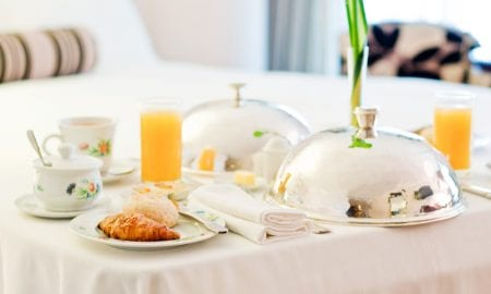 Butler Hospitality's New Take On Room Service
