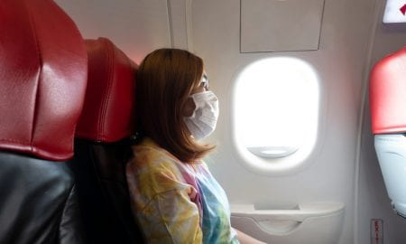 Air Travel Takes Hit Amid Rising Infections