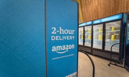 Amazon Donates Delivery Services To Help Feed Those In Need