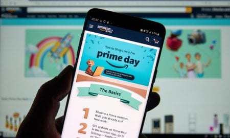 Amazon's Prime Day Set For Week Of Oct. 5