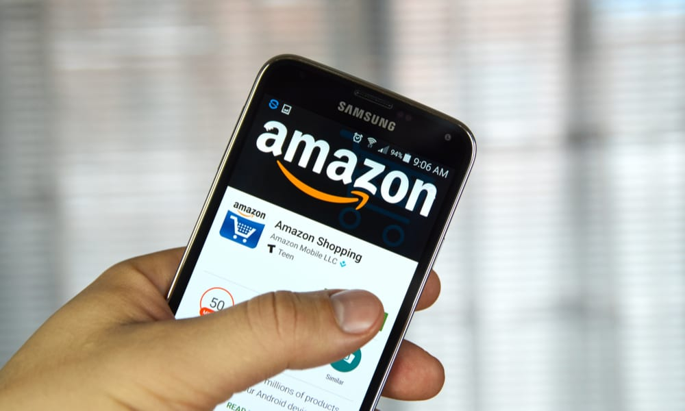 Amazon Goes Off The Charts; Walmart Makes Layoffs