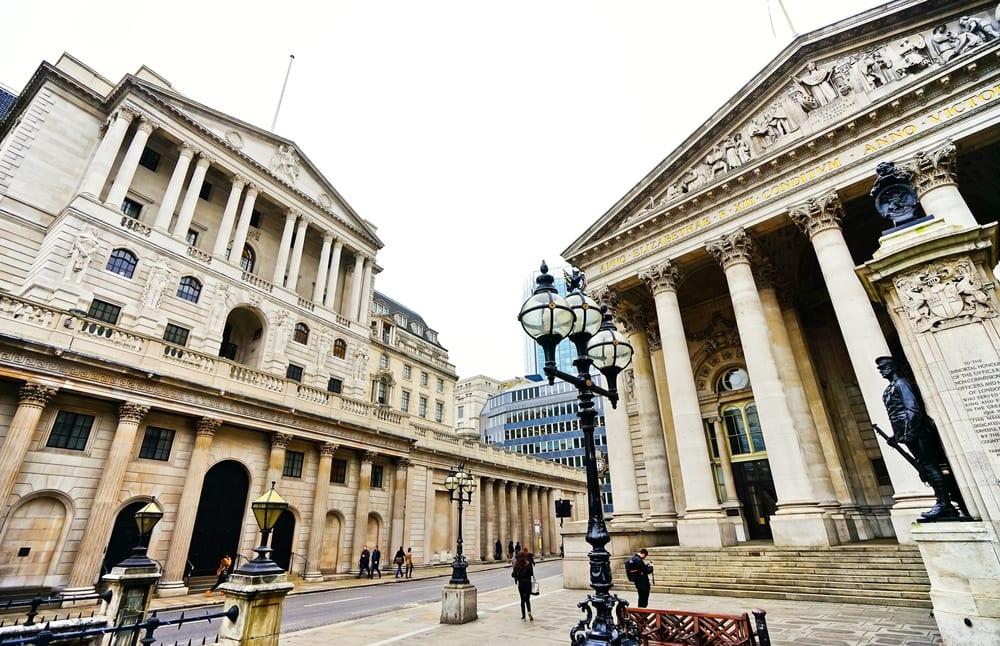 Bank Of England To Revamp Payments System