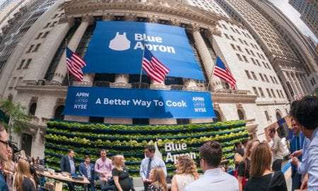Blue Apron Earnings Buoyed By At-Home Meals