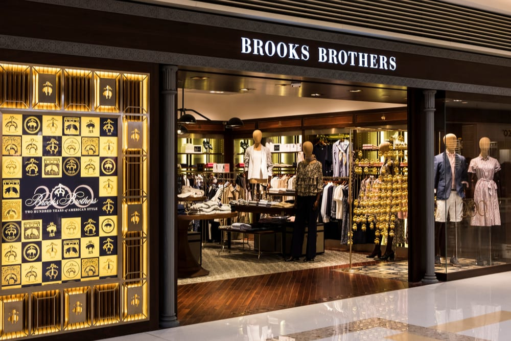 Brooks Brothers Seeks Court Approval For $305M Stalking Horse Bid