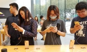 China's iPhone Sales Skyrocket In Q2